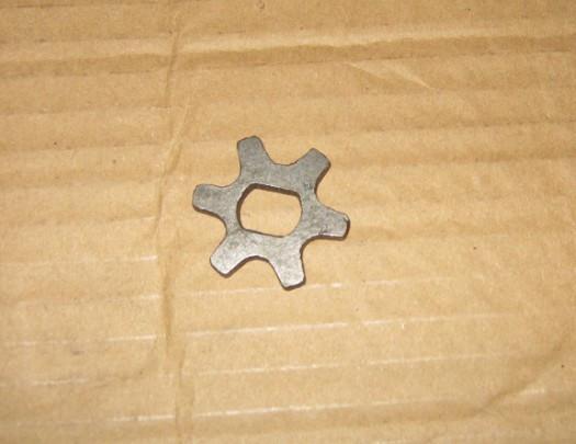 6018電鏈鋸 7016 5016電鋸配件六角鏈輪 鏈條齒輪3入
