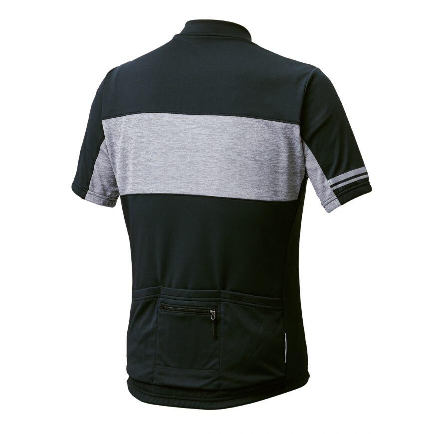 【7號公園自行車】PEARL IZUMI 631-B-1 基本款男性短袖車衣(藍)