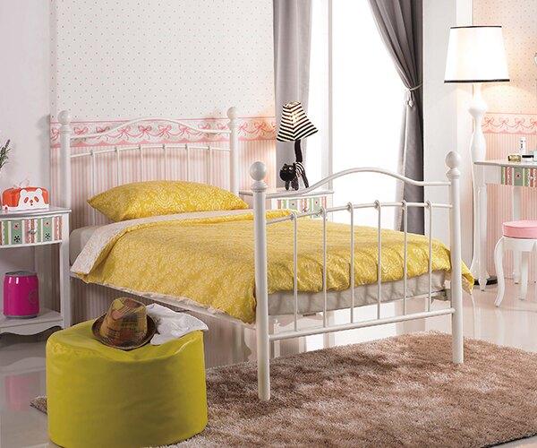床架 【YUDA】Dream Style 凱特 3.5尺 單人簡約 鐵床檯/床架/床底 J1S 377-1