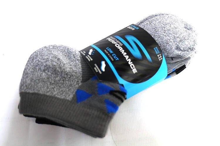 SKECHERS 厚男童短襪 保暖 舒適 三雙一組 S105002-6102018新品【陽光樂活】