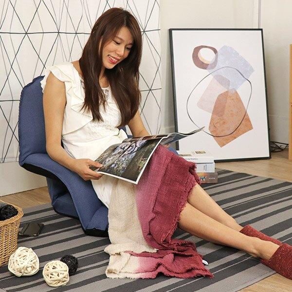 #可拆洗 和室椅 和室電腦椅 休閒椅 《雅客扶手舒適和室椅》-台客嚴選【母親節推薦】