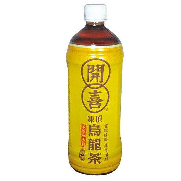開喜 凍頂烏龍茶-清甜 975ml(12入)/箱【康鄰超市】