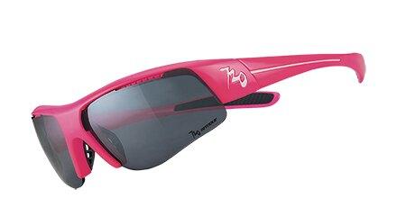 【【蘋果戶外】】720armour B335B3-5 瑩粉紅 灰薄白水銀 多層鍍膜 Form 飛磁換片 自行車眼鏡 風鏡 運動眼鏡 防風眼鏡 運動太陽眼鏡