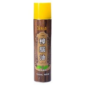 139百貨~室翲香 C-006 樟腦油噴霧式 *1入