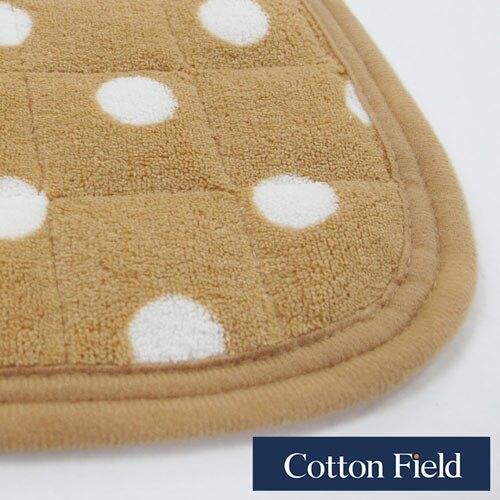 【暖點】單人沙發防滑保暖保潔墊-淺褐色