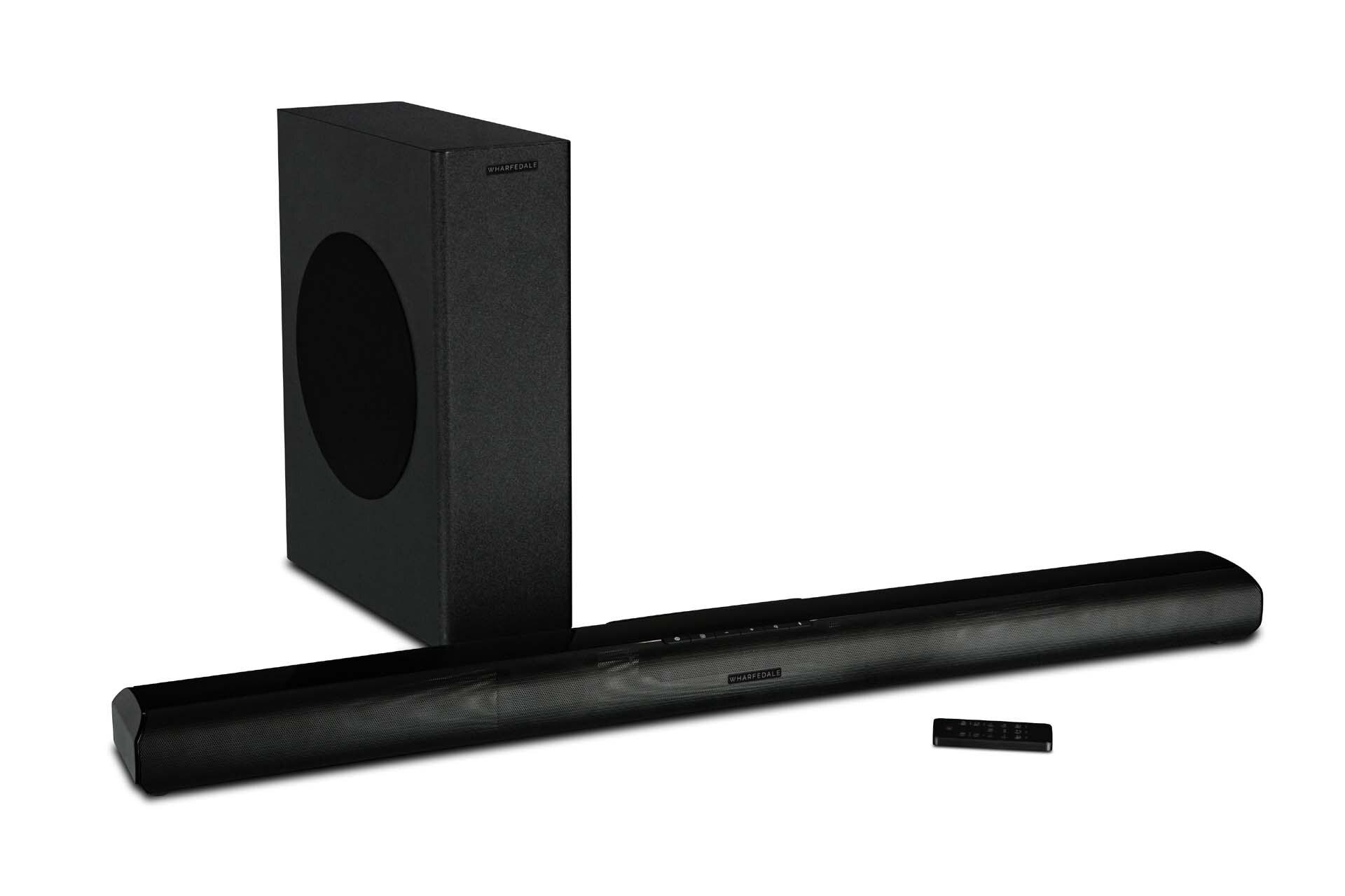 英國 Wharfedale Vista200S/Vista 200S聲霸 無線SOUNDBAR 超低音