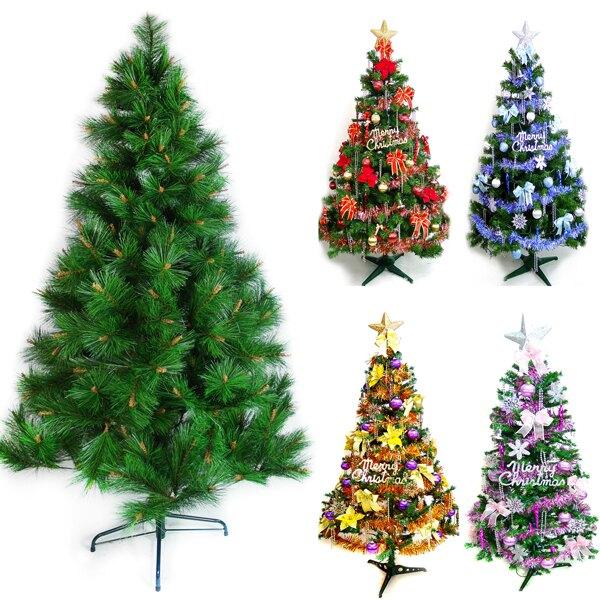 摩達客 台灣製10呎/10尺 (300cm)特級綠松針葉聖誕樹(+飾品組)(不含燈)YS-GPT010003