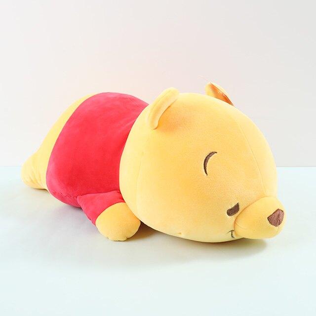 小熊維尼懶洋洋趴姿娃娃 18吋 - Norns 迪士尼正版 絨毛玩偶抱枕 超大型