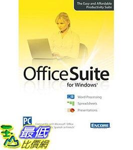 [106美國直購] 2017美國暢銷軟體 Office Suite B00D9ILK7W