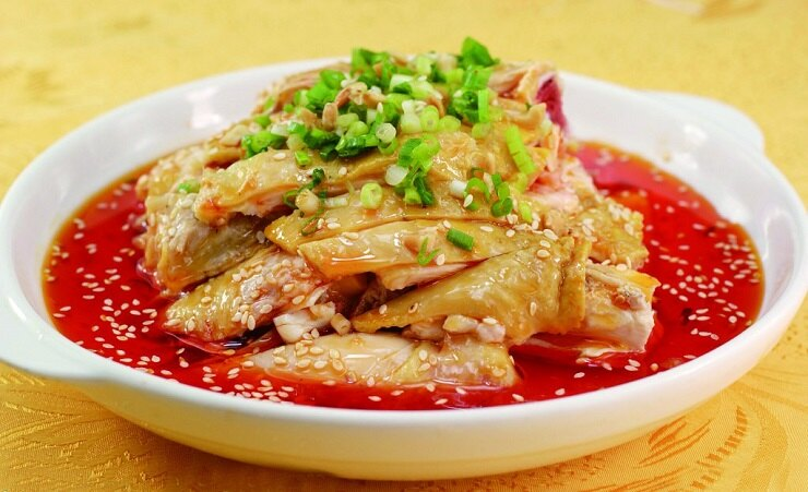 口水雞(400克/份)