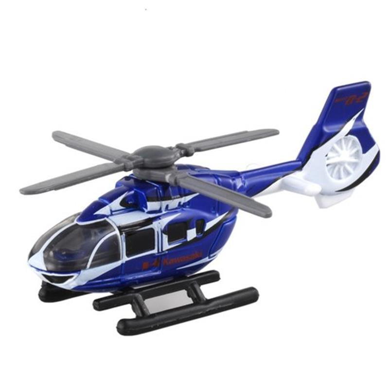 【TOMICA】川崎直升機 No.104 (TM104A4) 4904810101765 北大玩具 【童書繪本】