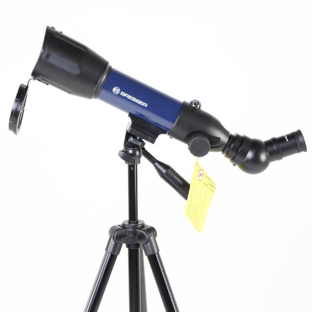 兒童望遠鏡 bresser兒童天文望遠鏡入門款男孩生日禮物觀星月球 領券下定更優惠