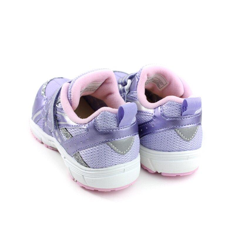 亞瑟士 ASICS GD. RUNNERMINI MG-NARROW 運動鞋 魔鬼氈 粉紫/粉紅 中童 TUM145-500 no406