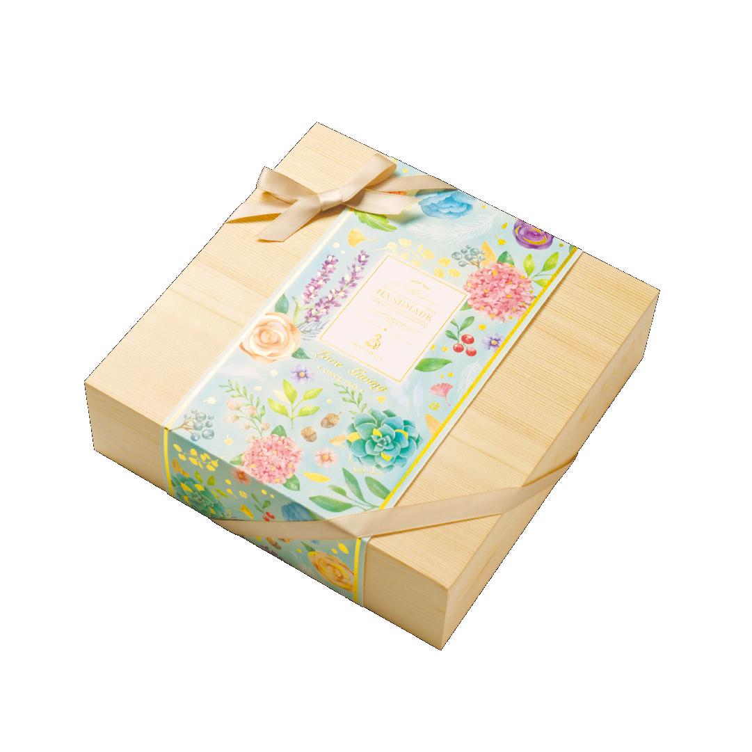 【詩特莉手工餅乾】花聚之美 (磅蛋糕)