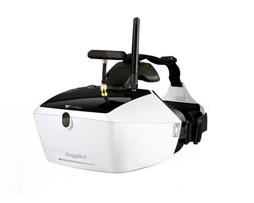 Walkera Goggle 4【日本代購】護目鏡5.8 G 40CH 多樣性FPV 航拍眼鏡雙天線帶