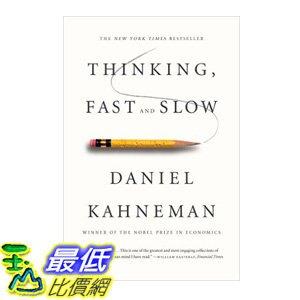 [106美國直購] 2017美國暢銷書 Thinking, Fast and Slow