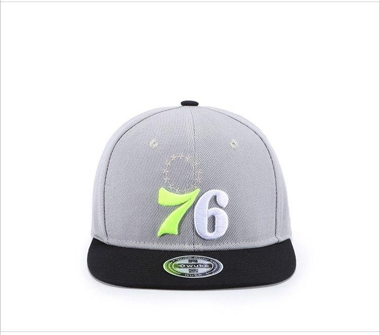 FIND 韓國品牌棒球帽 男 街頭潮流 76數字刺繡 歐美風  街舞帽 太陽帽