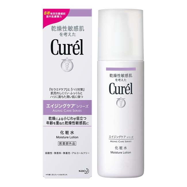 Curel逆齡彈潤精萃水140ml