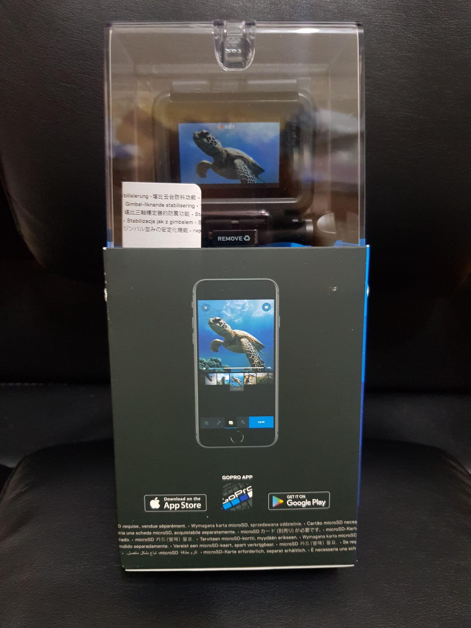 GOPRO HERO 7 BLACK 高機能運動攝影機 現貨一台 下單前請先私訊line appie3692