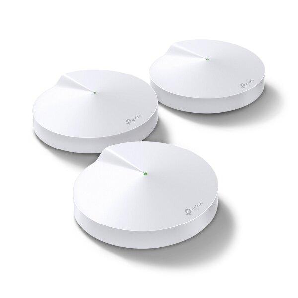 TP-Link Deco M5 Mesh wifi系統無線分享網狀路由器 3入