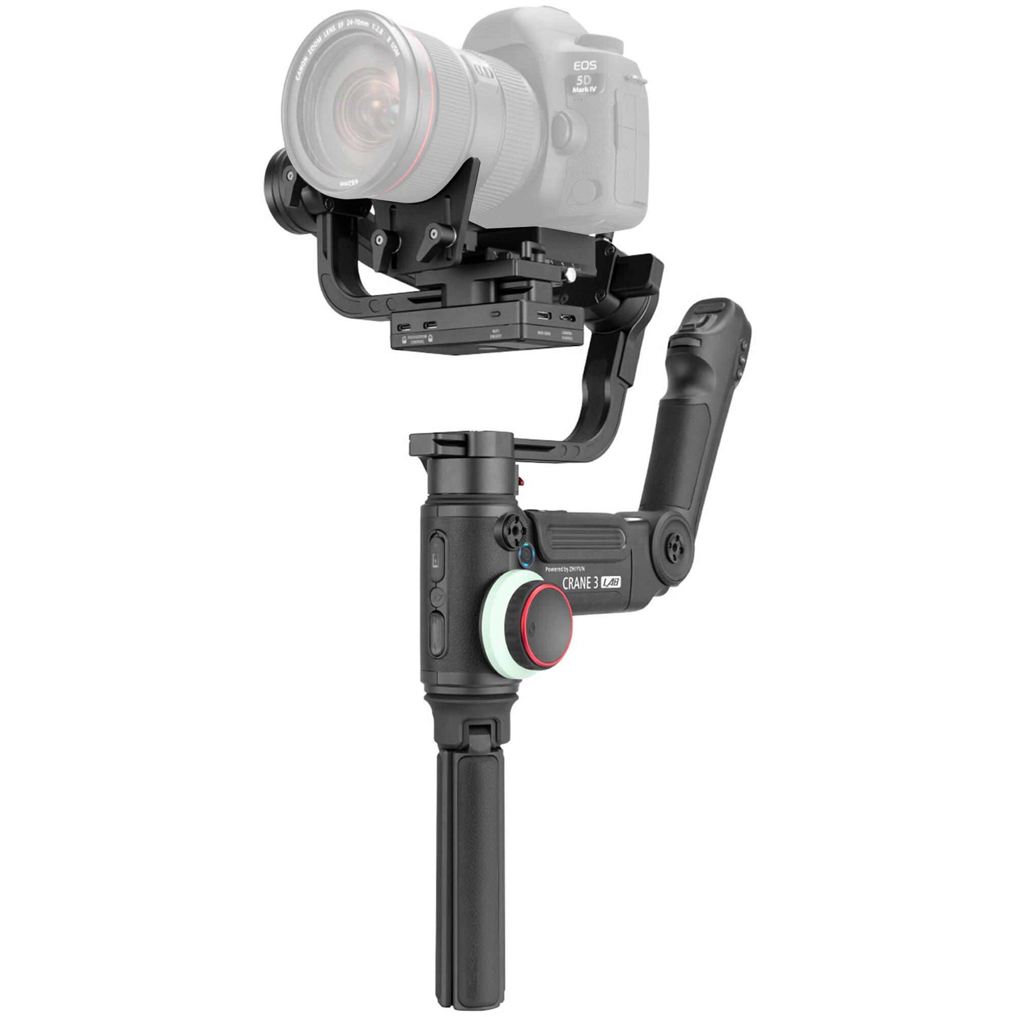 ◎相機專家◎ 現貨免運 Zhiyun 智雲 CRANE 3 LAB 雲鶴3 三軸穩定器 標準套組 承重4.5kg 正成公司貨