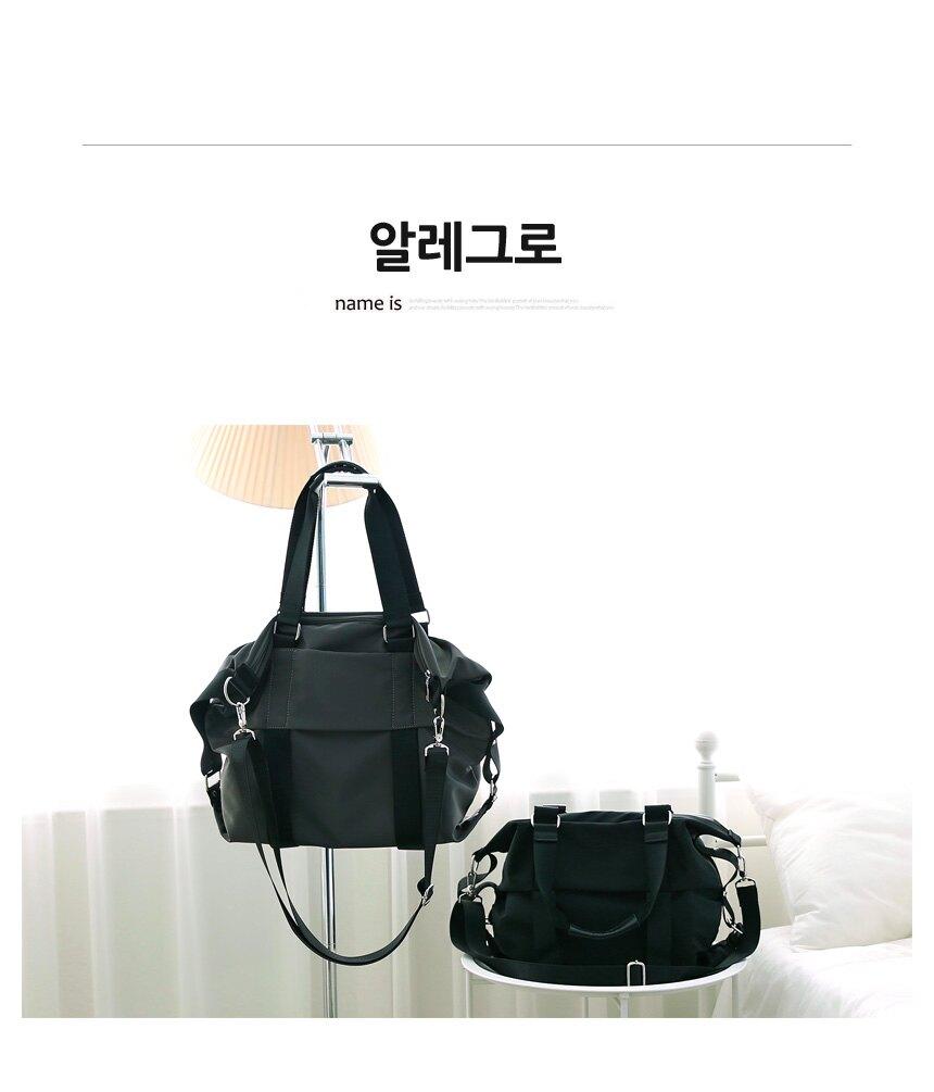 LINAGI里奈子【MO162-01-58】韓國 空運來台 手提包 肩背包 防潑水