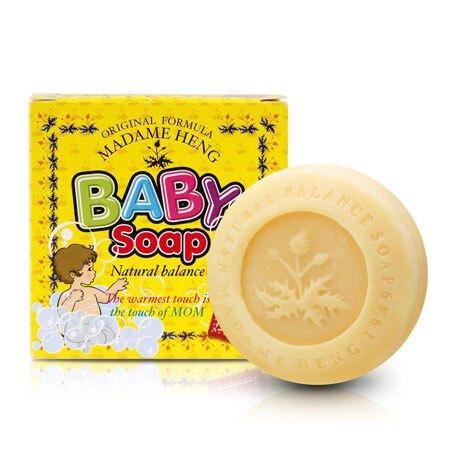 泰國 興太太 嬰兒專用皂 150g 香皂 肥皂 身體皂 阿婆香皂【B063707】
