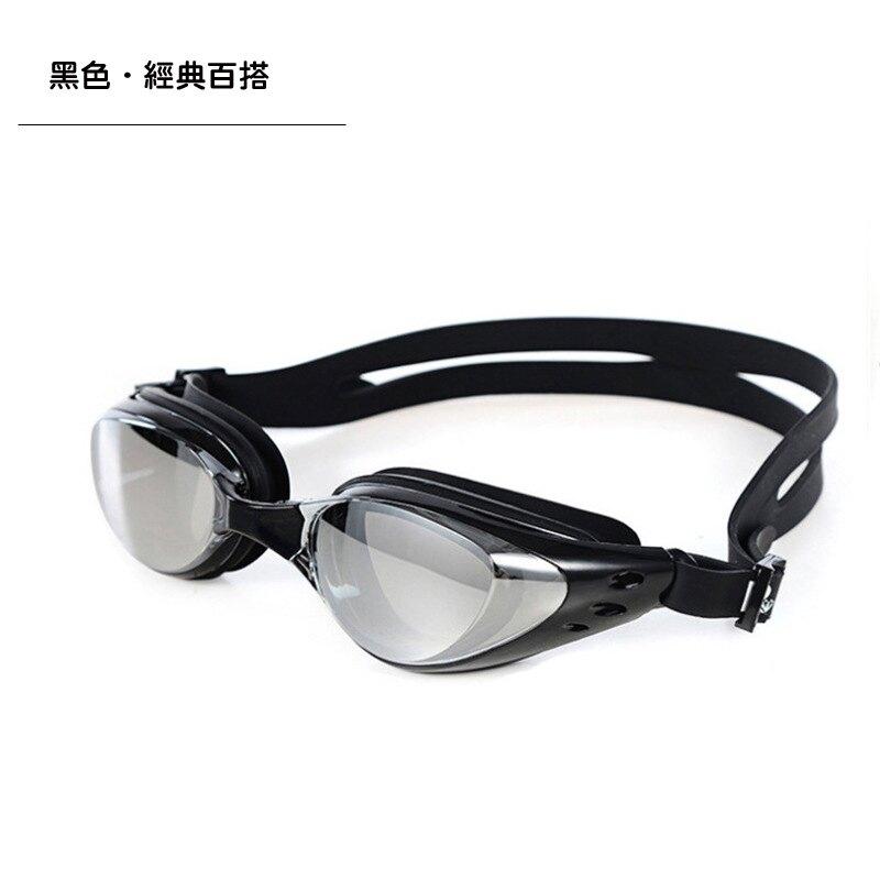 CPMAX 電鍍防霧防水成人泳鏡  防紫外線 超清晰泳鏡 蛙鏡 游泳必備 不起霧 超好戴 可調整 超強防水防霧 M29