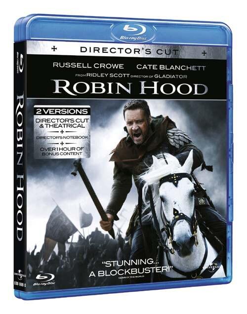 羅賓漢 ROBIN HOOD (BD)
