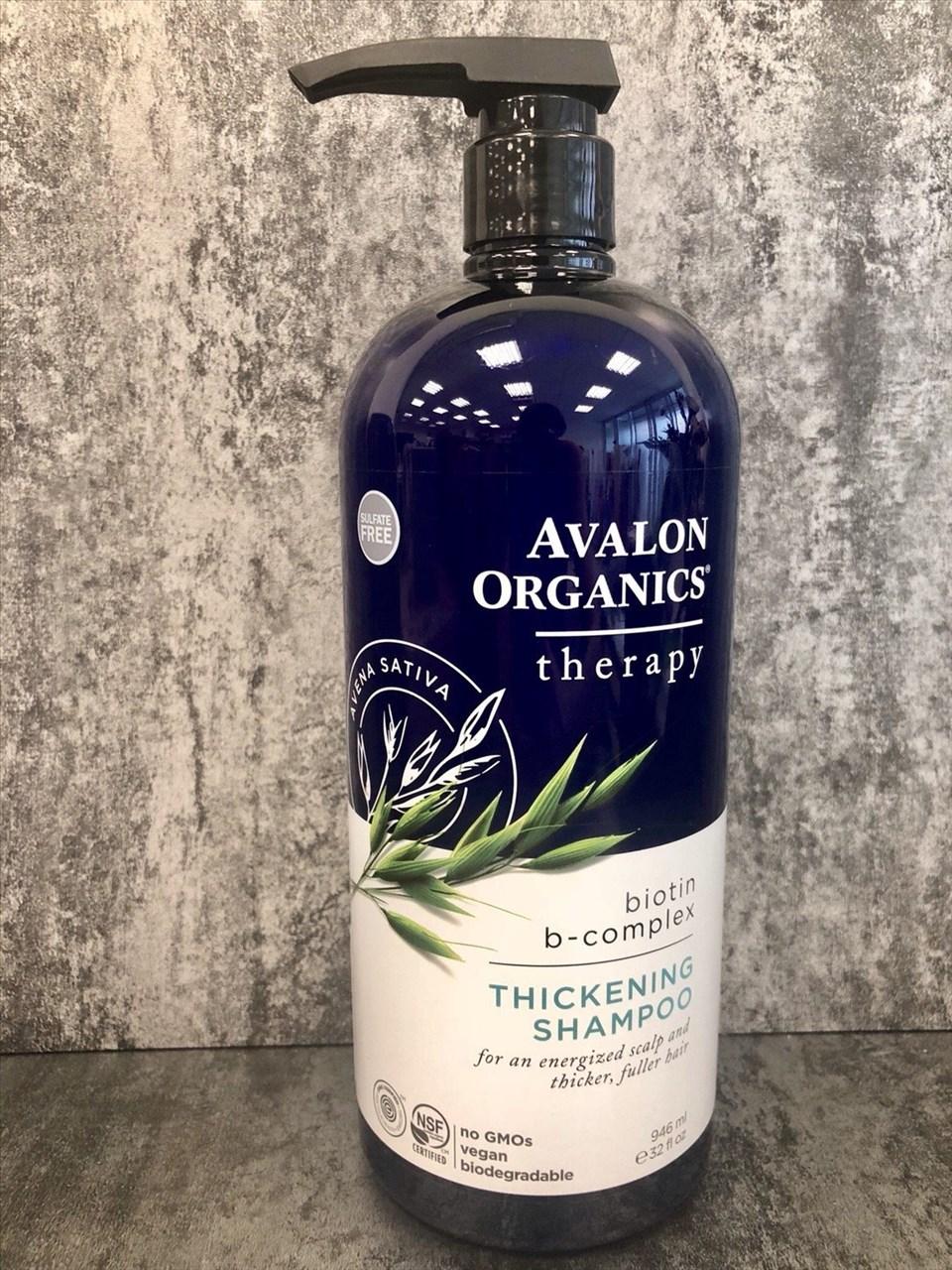AVALON 綠康 湛藍 生物素B群 大容量 946ml 洗髮精//潤髮乳◐香水綁馬尾◐