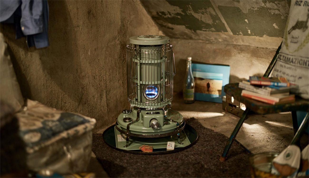 [來電享優惠]預購 Aladdin 阿拉丁 煤油暖爐 BF3911-W 白色 對流式暖爐 【悠遊戶外】實體展示 三年保固