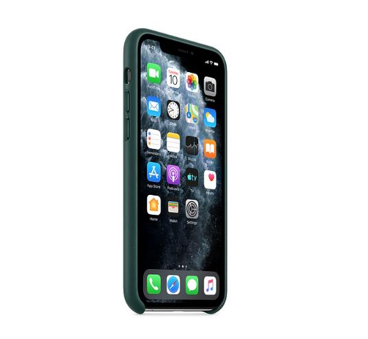 Apple 原廠 iPhone 11 Pro/ 11 Pro Max 真皮皮質保護套 (五色)