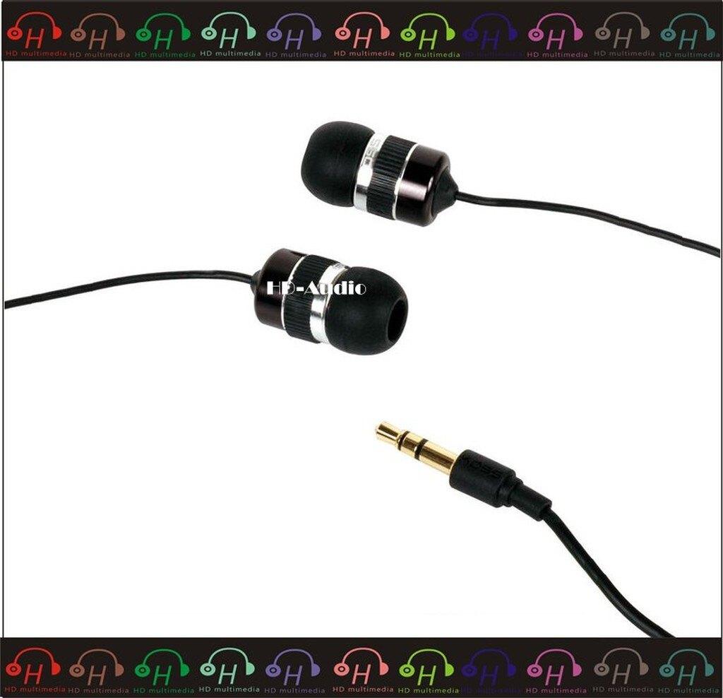 弘達影音多媒體 KOSS KEB40 KEB40 半開放 耳道式 公司貨 現貨供應 門市展售 免運費