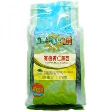 《小瓢蟲生機坊》生機百饌 - 有機青仁黑豆(產地中國)500g/包