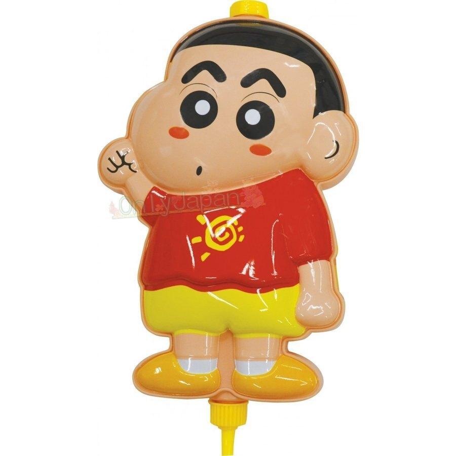 滿999輸碼折50【8SCA-3NVB-6JDU-9IIC】 4994793071384 後背式水槍玩具-小新全身 蠟筆小新 新之助 水槍玩具 噴水玩具 浴室玩具 兒童玩具 親子遊戲 真愛日本