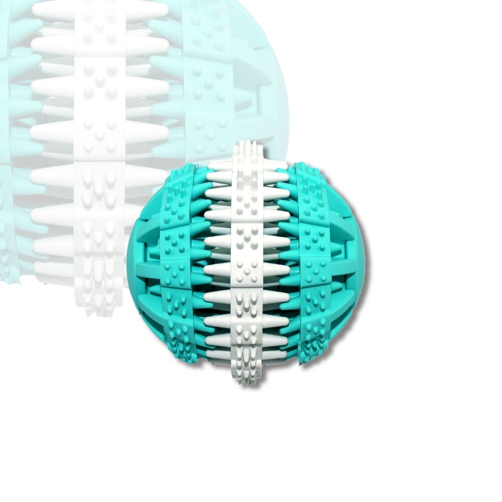 【出清特價110元】QQ 橡膠潔牙玩具-潔牙球(ER1529)  可超取 (I001D35)