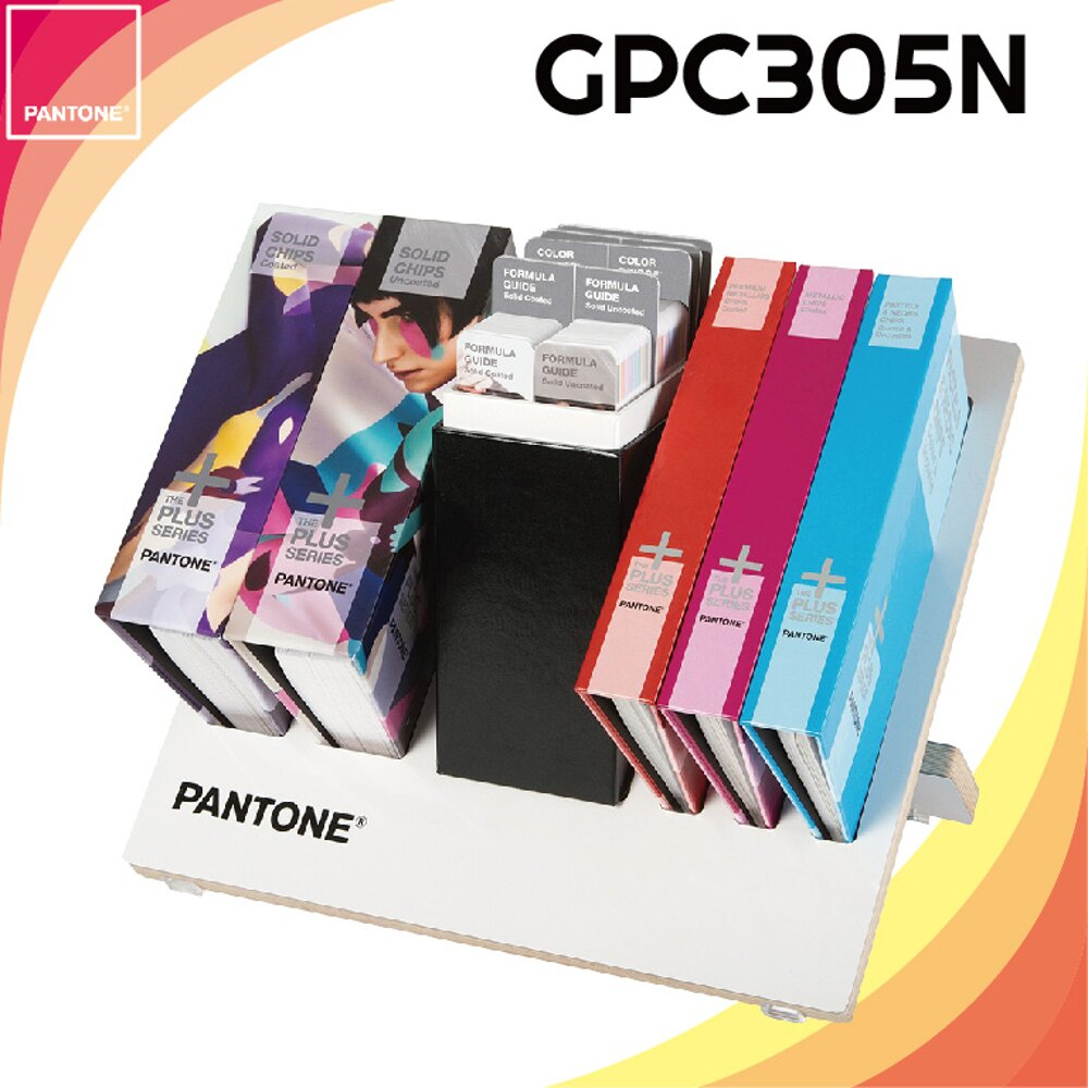 《PANTONE 》參考色庫【REFERENCE LIBRARY】GPC305N