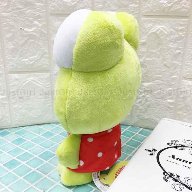 大眼蛙 娃娃 玩偶 正版授權
