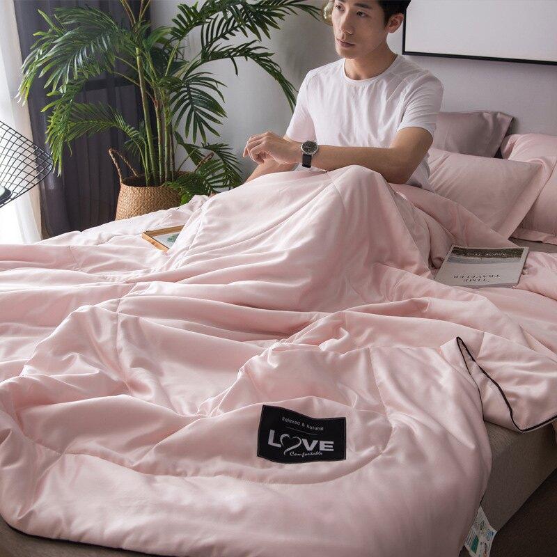 涼感被三件組 RS Home 冰絲質感被涼感被涼墊雙人被雙人床組涼感墊