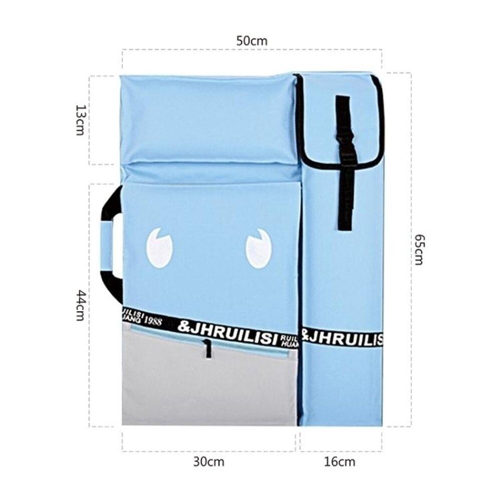 畫架包 畫板包4K雙肩包素描畫板包多功能畫板袋美術袋寫生包美術畫袋 全館85折起 JD