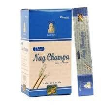 [綺異館] 印度香 檀香+素馨花 Aromatika Vedic Nag Champa Natural 精典款