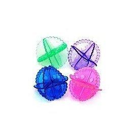 創意家居防纏繞強力去汙清潔水晶洗衣球清潔球魔力去汙洗衣10個