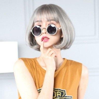 假髮整頂假髮短假髮-歐美熱銷經典梨花頭女配件3色73ej41【獨家進口】【米蘭精品】