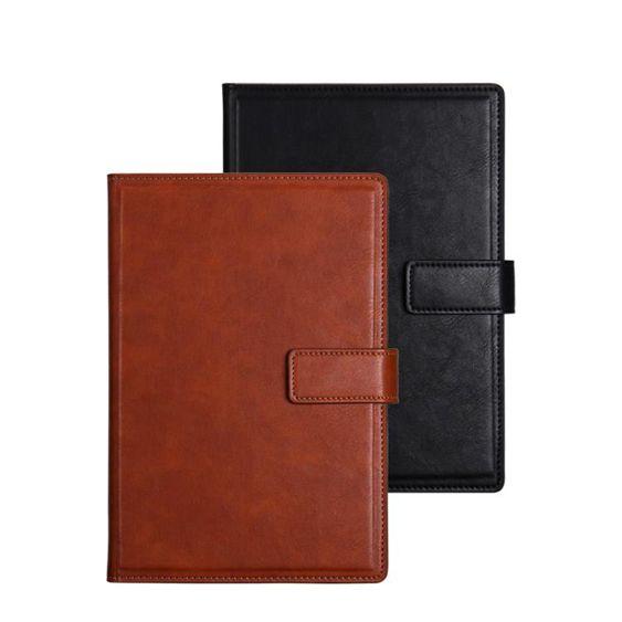 筆記本商務筆記本文具a5本子日記本辦公用品工作加厚記事本定制筆記本子