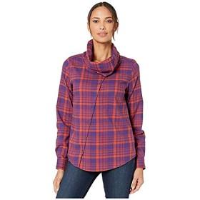 [Marmot(マーモット)] レディースウェア・T-シャツ・トレーナー等 Aldasoro Lightweight Flannel Long Sleeve Shirt Acai M [並行輸入品]