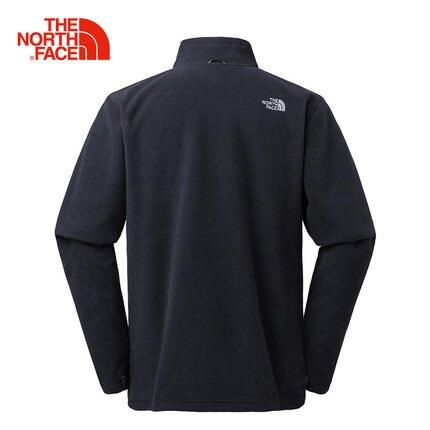[ THE NORTH FACE ] 男 保暖刷毛外套 黑 / 公司貨 NF0A366LJK3
