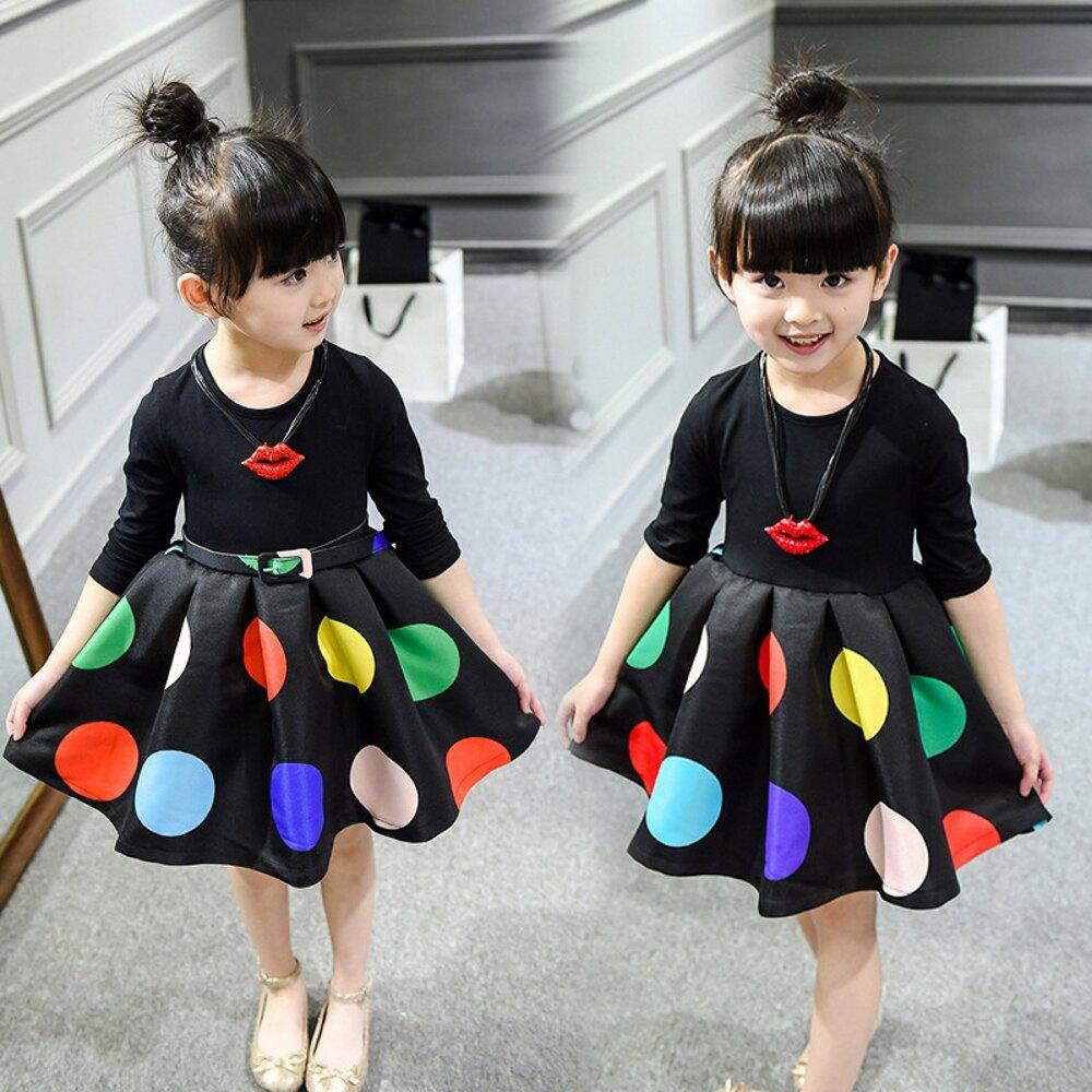 ✤宜家✤時尚可愛寶寶紗裙洋裝59 蓬蓬裙 禮服 聖誕節 過年服裝