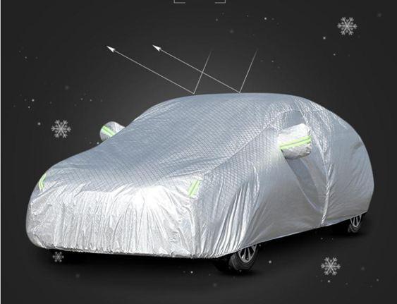 現代領動車衣朗動悅動名圖瑞納索納塔汽車車罩車套防雨防曬防塵  LX