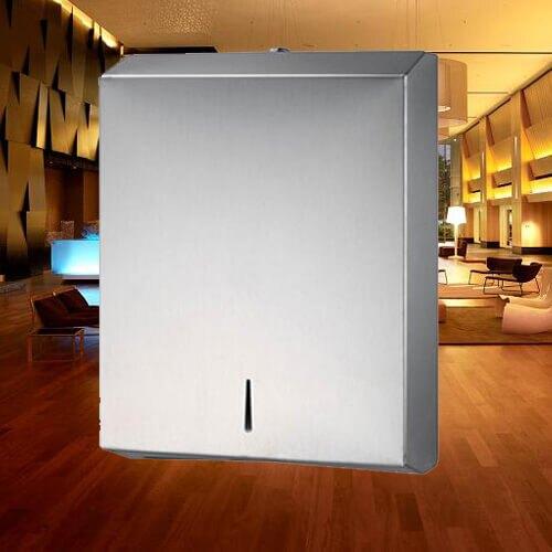 【企隆 圍欄 飯店用品】 衛浴 廁所 廚房 C29A-TB 黑鈦金紙巾箱(雙包)