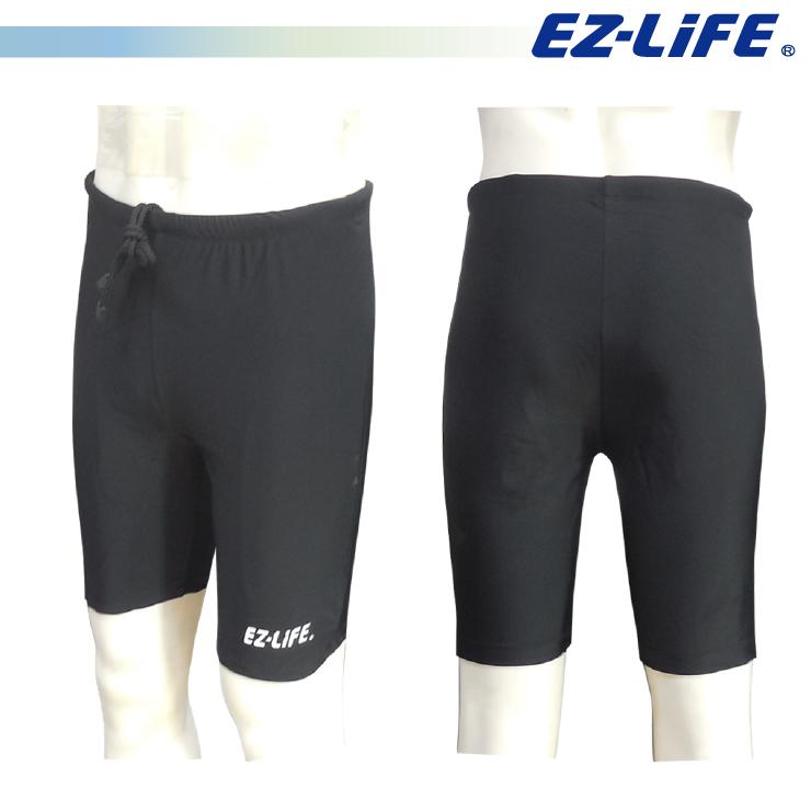 【EZ-LiFE】男款-游泳、衝浪、運動短褲 (3種尺寸可選)